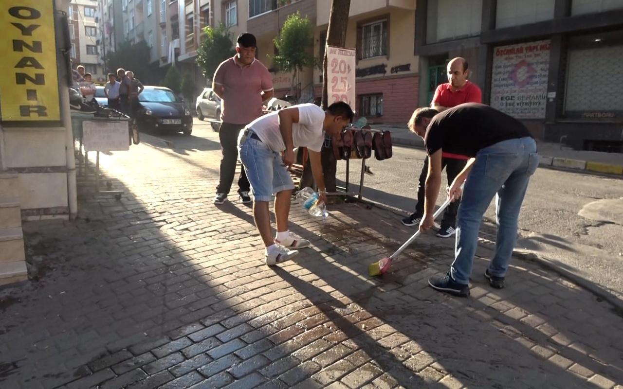 İstanbul Sultangazi'de taciz iddiası kanlı bitti