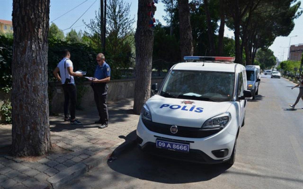 Aydın'da bir kişi tedavi gördüğü hastanede kendisini bıçakladı