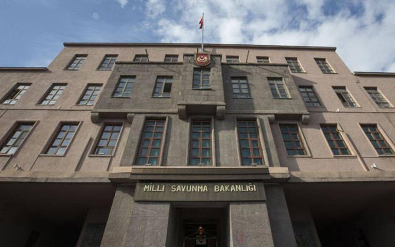 MSB'den Ermenistan'ın kalleş saldırısına ilişki açıklama