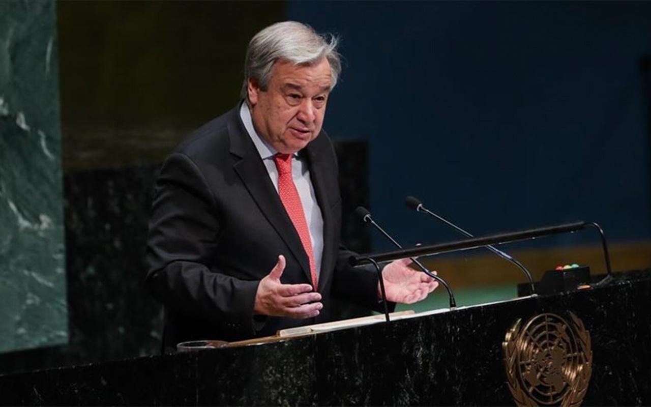 BM'den iklim değişikliğiyle ilgili korkutan uyarı