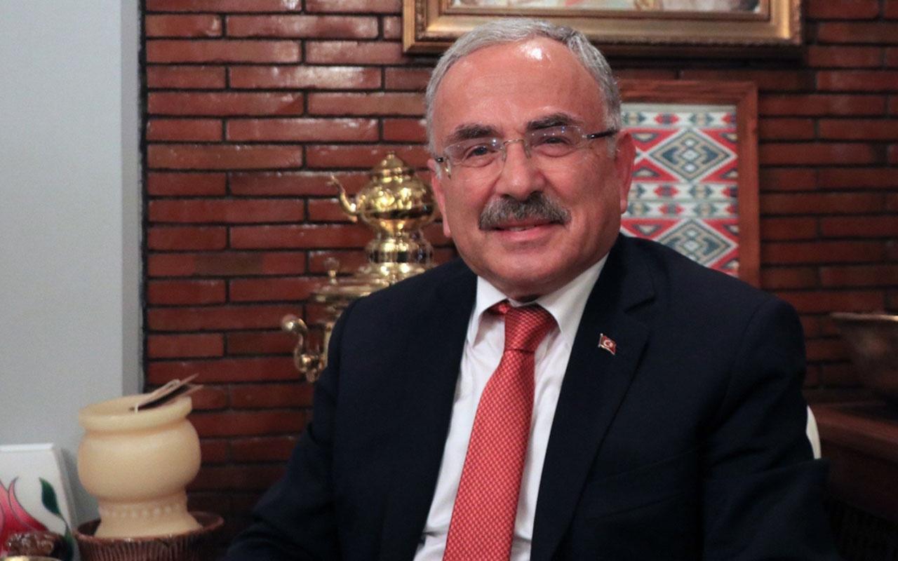 '3 koltuğu 4 maaşı var' denilen Ordu Büyükşehir Belediye Başkanı Hilmi Güler konuştu