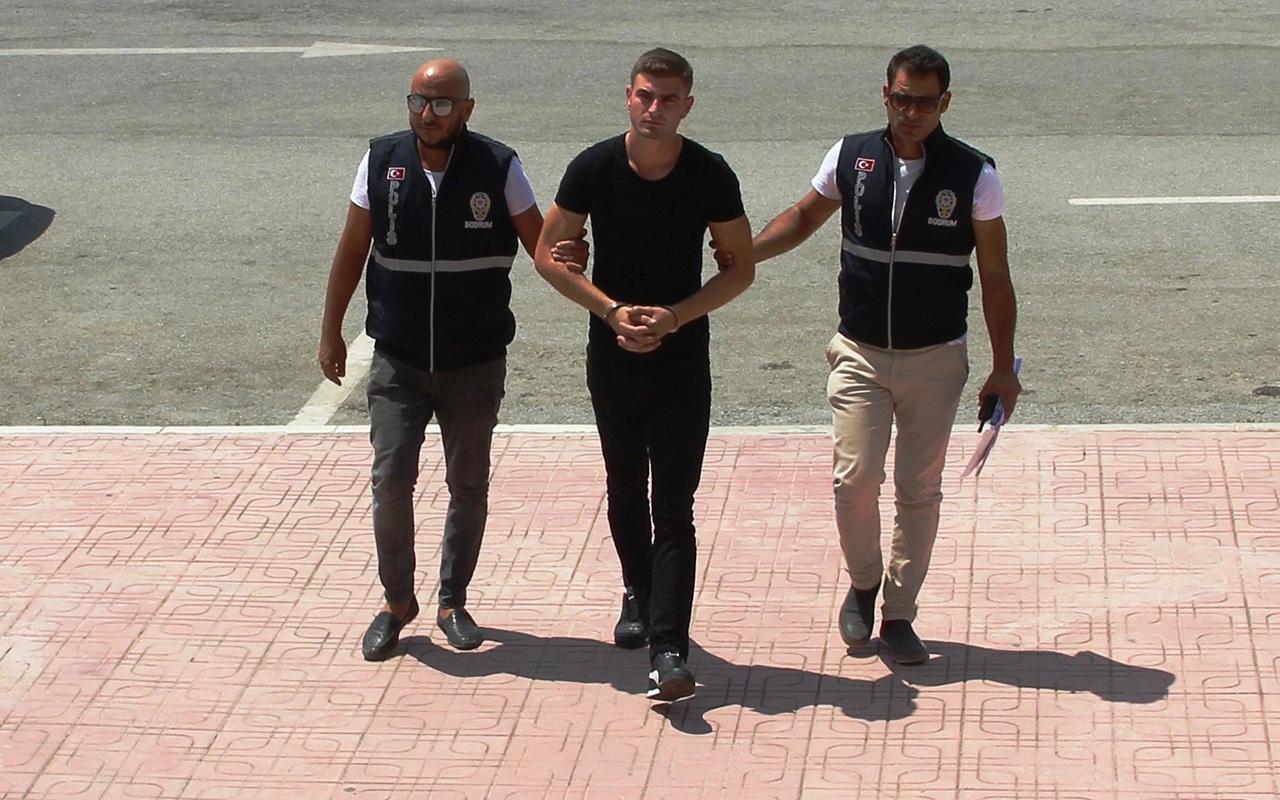 Muğla Bodrum'u ayağa kaldıran esrarengiz genç yakalandı