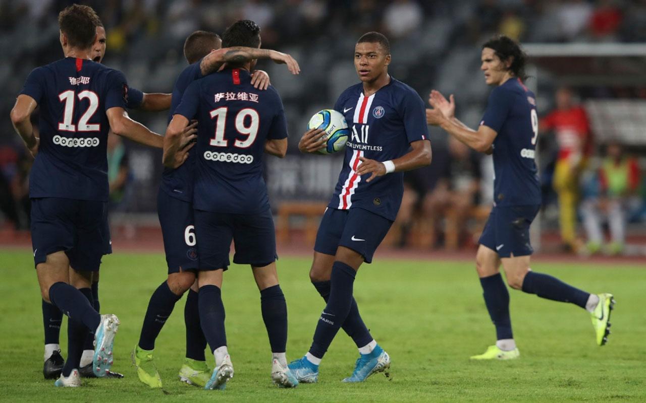 Fransa Süper Kupası'nı PSG kazandı