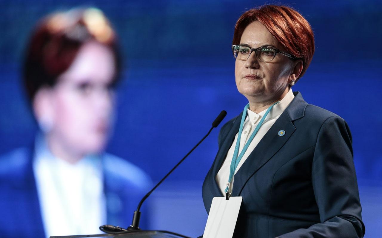 Meral Akşener: Türkiye 17 yıllık kabustan uyanıyor