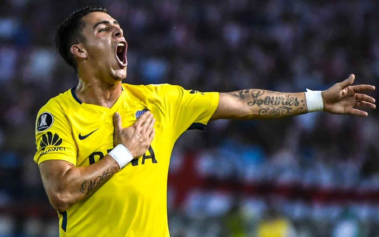 Boca Juniors'ın Cristian Pavon Fenerbahçe'ye teklif edildi