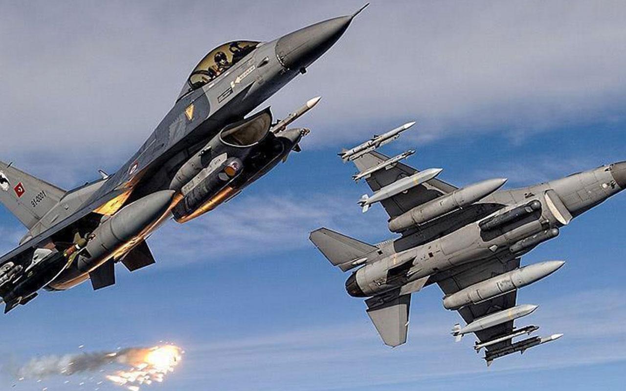 MSB duyurdu:Irak'ın kuzeyinde 6 terörist etkisiz hale getirildi