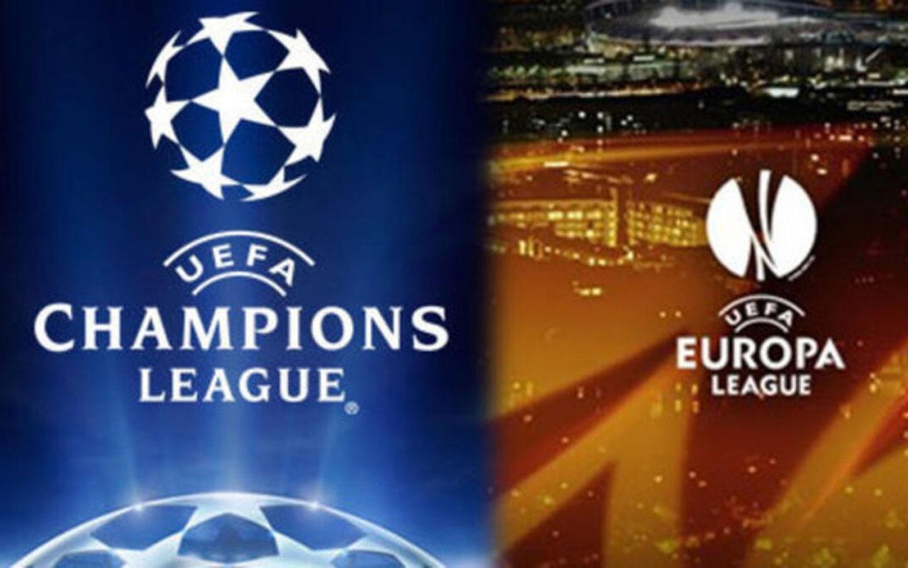 Avrupa kupalarında muhtemel rakipler belli oluyor!
