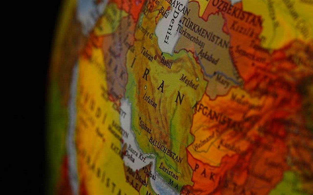 Basra Körfezinde İran'a ait savaş uçağı düştü