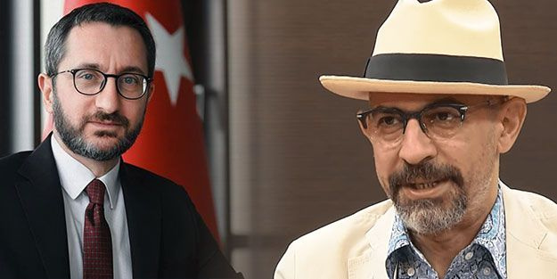Okan Bayülgen'den Fahrettin Altun'a destek! İddialar itibar suikastı