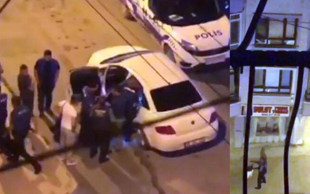 Ankara'da pompalıyla etrafa rastgele ateş açan 'Arap' lakaplı kişi gözaltına alındı
