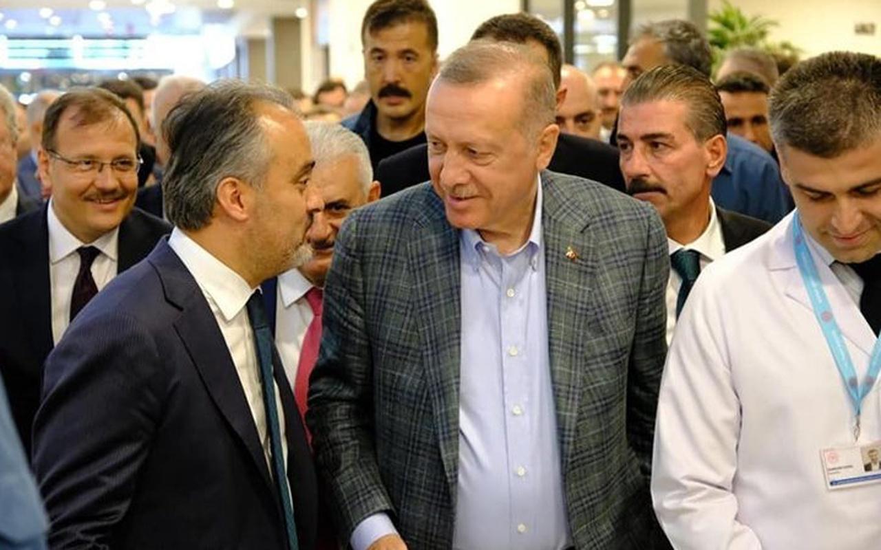 Bursa Büyükşehir Belediye Başkanı Alinur Aktaş açıkladı! Yakında güzel gelişmeler olacak