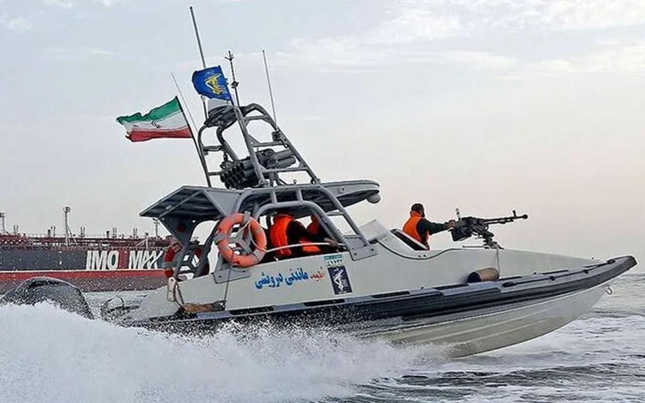 İran Hürmüz Boğazı'ndan 7 balıkçı gemisine el koydu