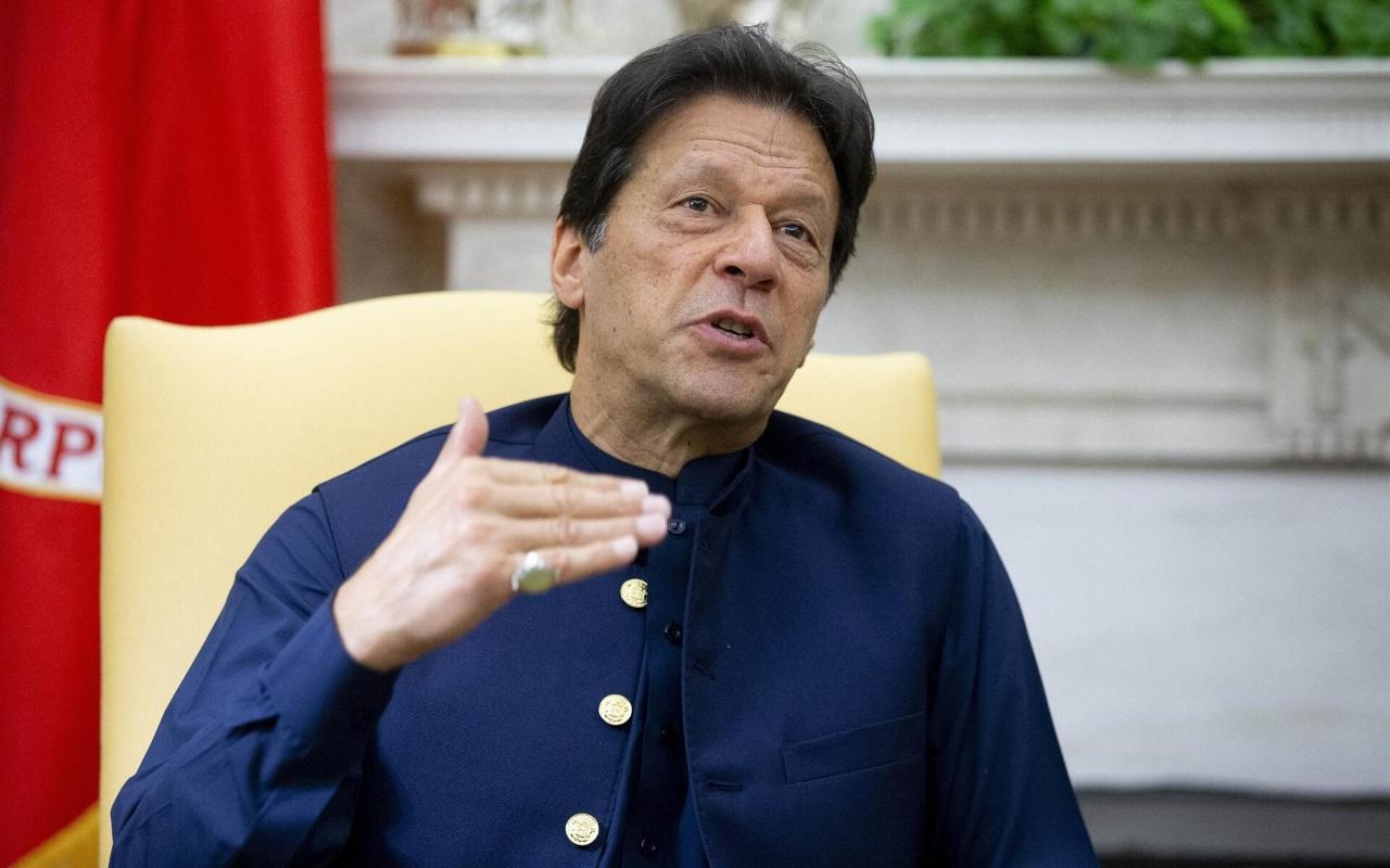 İmran Khan: Tüm dünya acı çekecek