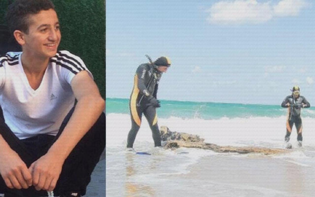 İstanbul Şile'de denizde kaybolan gencin cesedi Riva'da bulundu