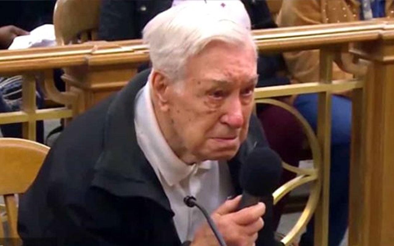 Tam 96 yaşında! Aşırı hız yapan yaşlı adamın yargılanması olay yarattı