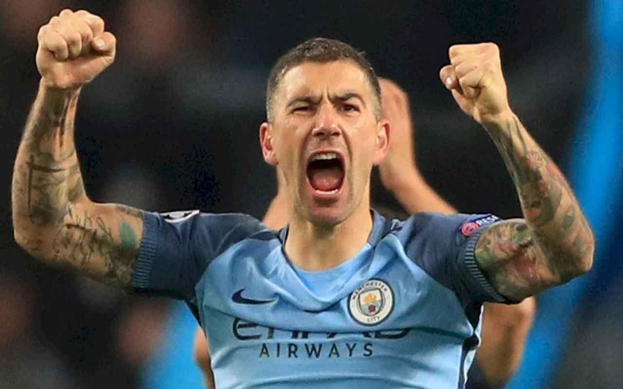 Alexsandar Kolarov'un en güzel frikik golleri