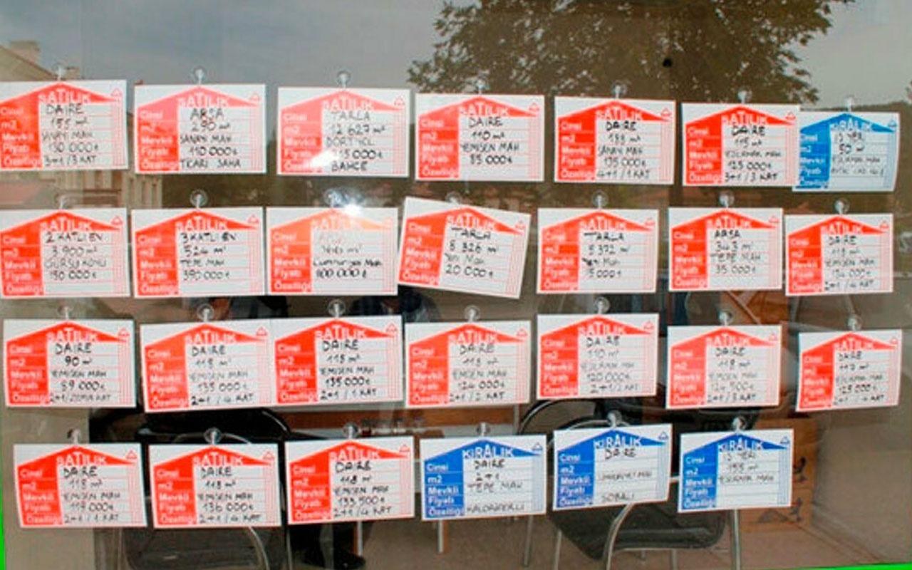 Faiz düştü diye talepten fiyatları yükselten ev sahipleri dikkat! Deşifre edilecek