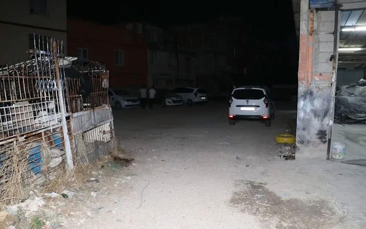 Adana'da kan donduran kavga! Halbuki barışmaya gitmişlerdi