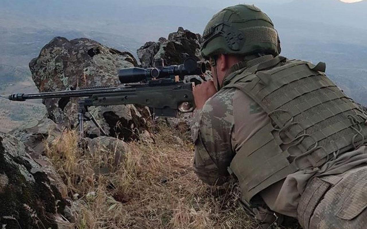 PKK'nın Kuzey Irak yapılanmasına 'bir Pençe' daha! 7 terörist öldürüldü