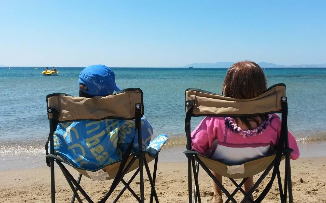 TÜİK'in verilerine göre tatile çıkanlar akraba veya arkadaş evini tercih ediyor