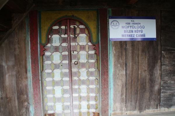 Rize'de 500 yıllık çivisiz cami turist akınına uğruyor! Canları pahasına koruyorlar - Sayfa 2