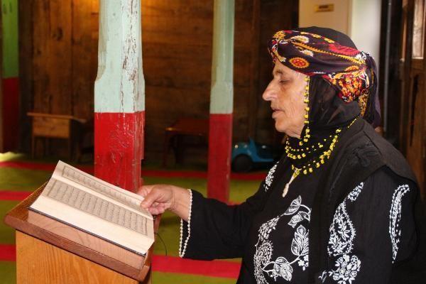 Rize'de 500 yıllık çivisiz cami turist akınına uğruyor! Canları pahasına koruyorlar - Sayfa 7