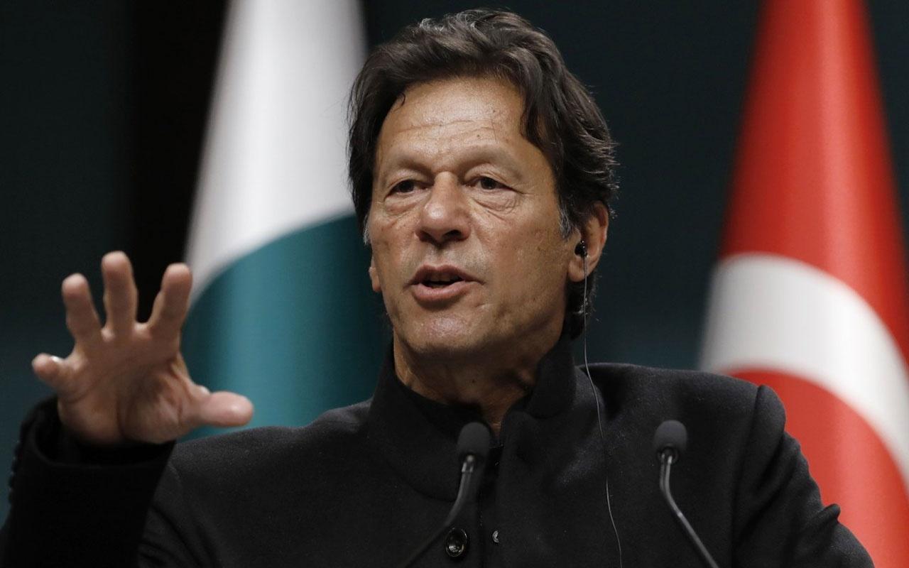Pakistan Başbakanı İmran Han'dan Hindistan'a müdahale çağrısı