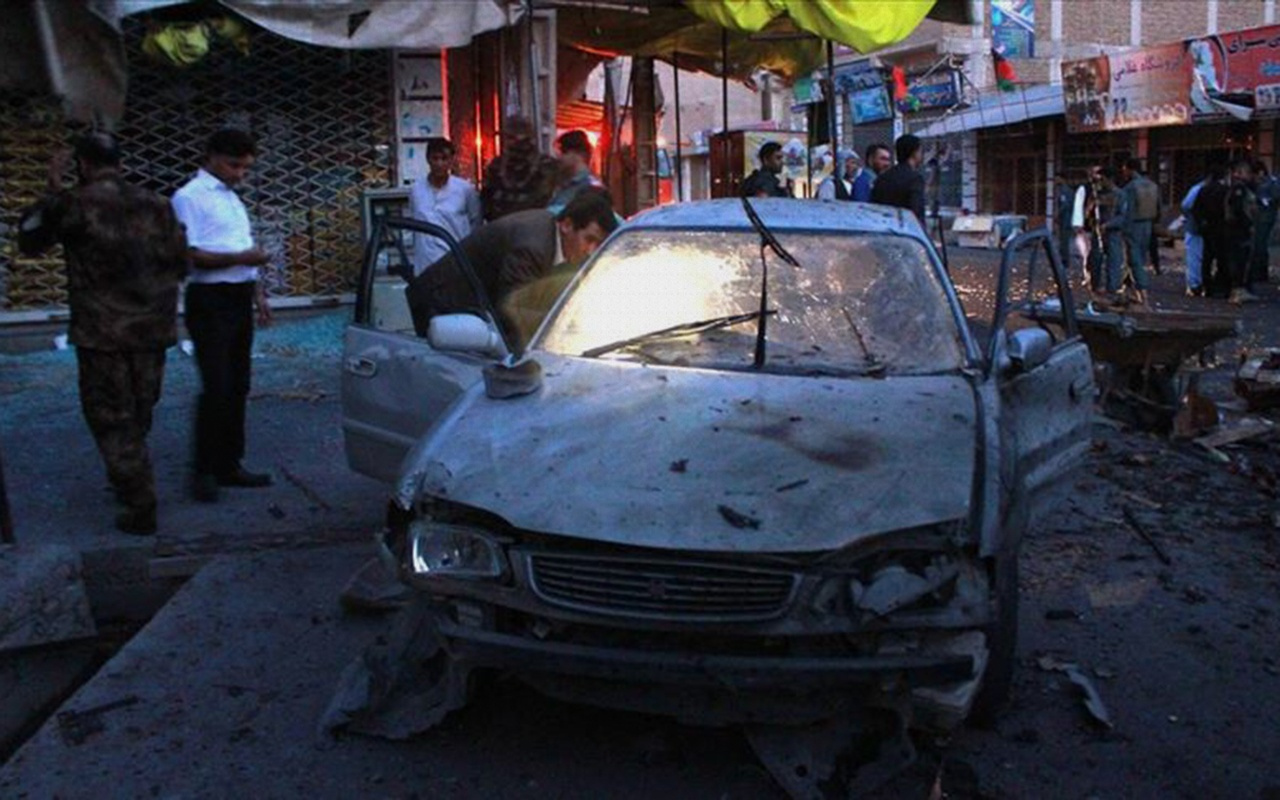 Afganistan'da şiddet olayları 42 ölü