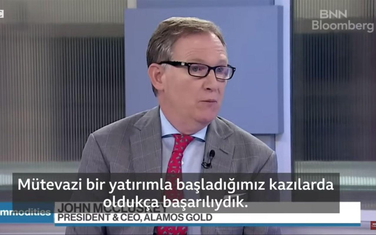 Kaz Dağları eylemi sürüyor! Kanadalı şirketin CEO'su Türkler için lafı olay