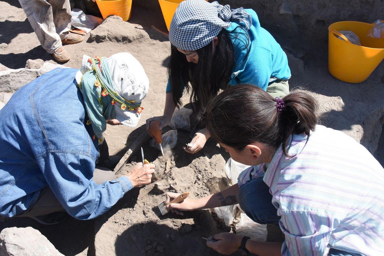 Eskişehir'deki kazılarda şaşırtan buluntu! Meğer 5 bin yıl önce... - Sayfa 6