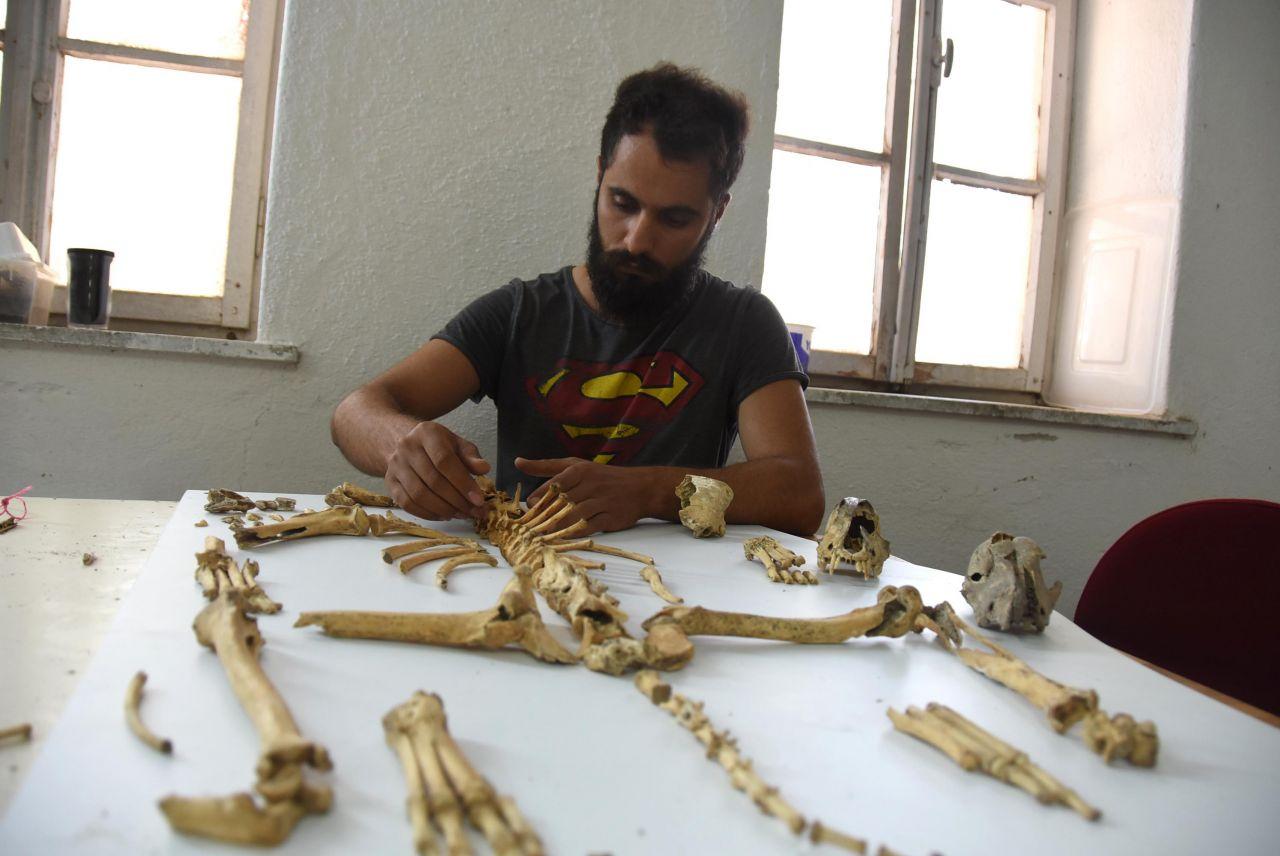 Eskişehir'deki kazılarda şaşırtan buluntu! Meğer 5 bin yıl önce... - Sayfa 1