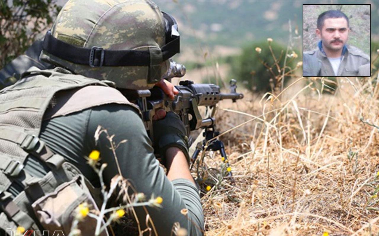 Hakkari'de 300 bin TL ödülle gri kategoride aranan terörist öldürüldü