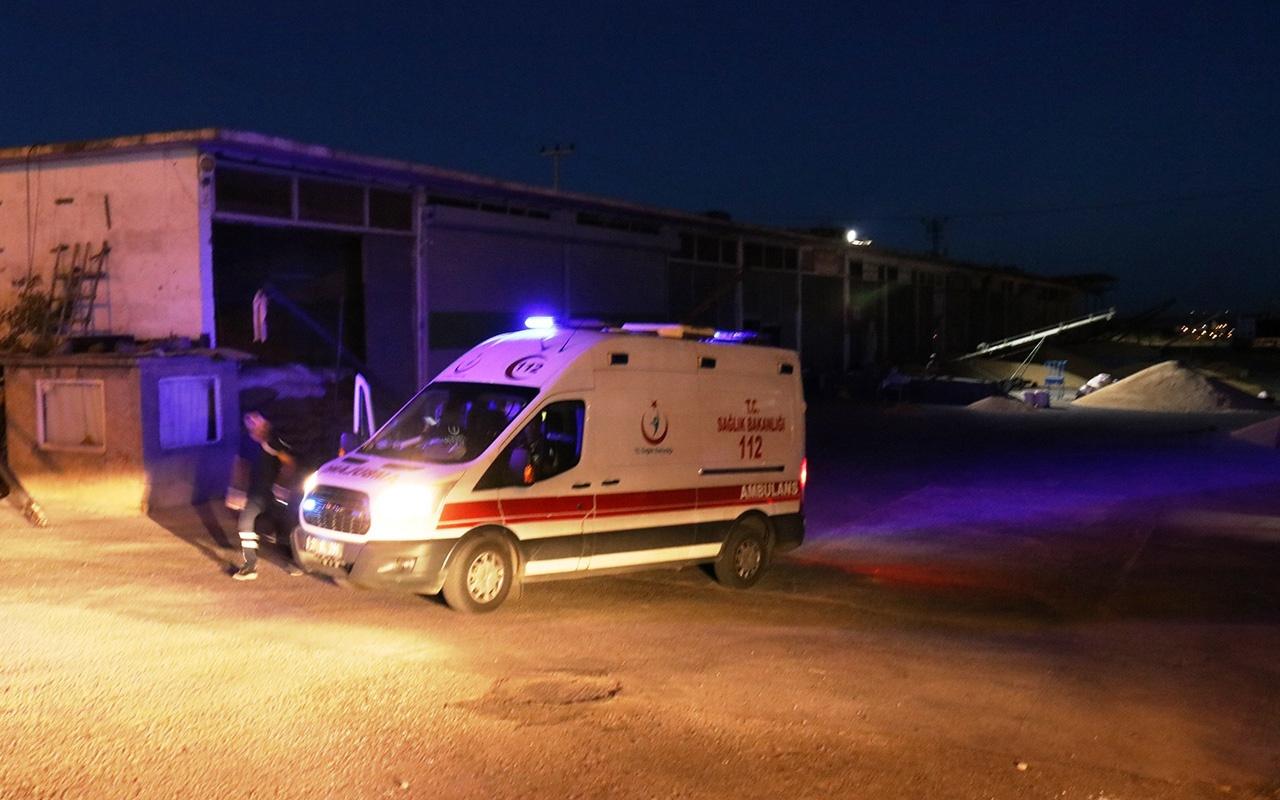 Diyarbakır'da hurdacı pazarında silahlı kavga 1 ölü 5 yaralı
