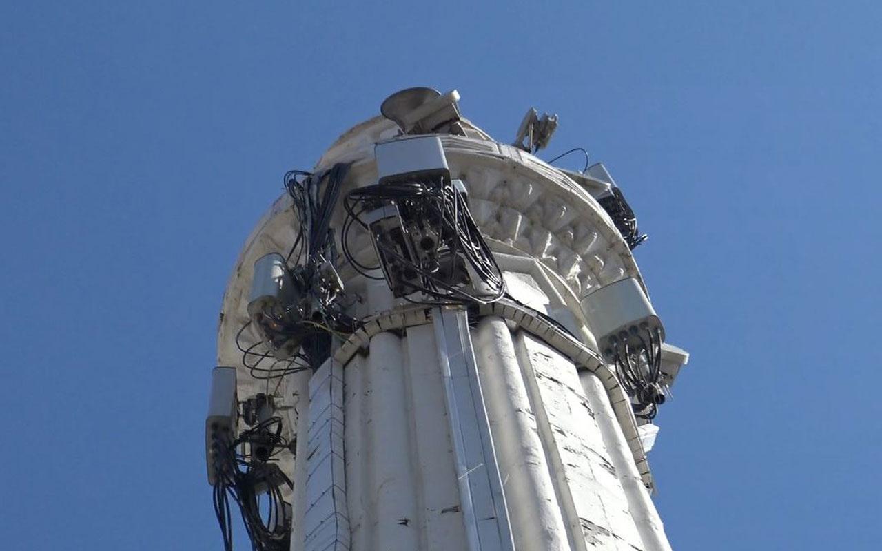 Elektronik mühendisiVahap Ünalan uyardı! Tüm camilerin anons sistemi ele geçirilebilir
