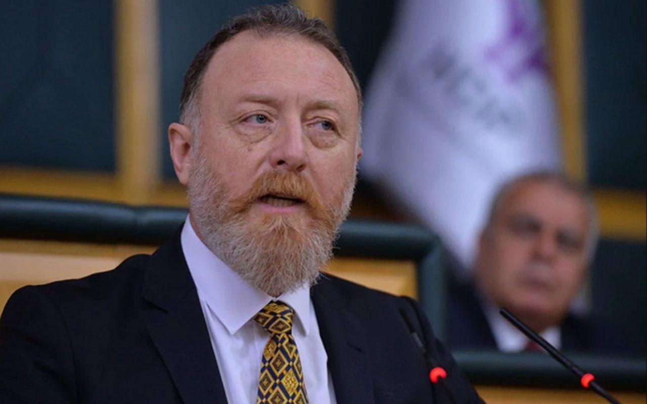 Sezai Temelli Mardin'de elektrik faturalarını eleştirdi