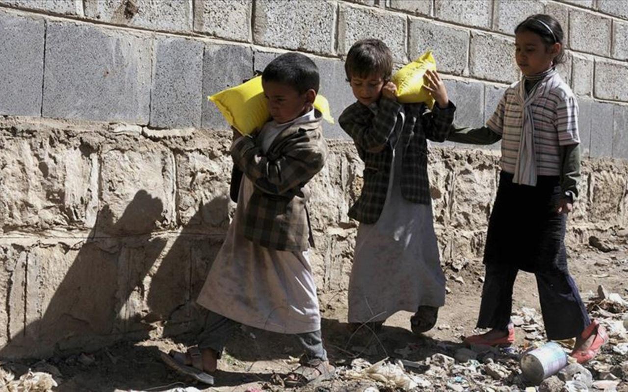 Yemen'deki savaş bir yılda 335 çocuğun hayatına mal oldu