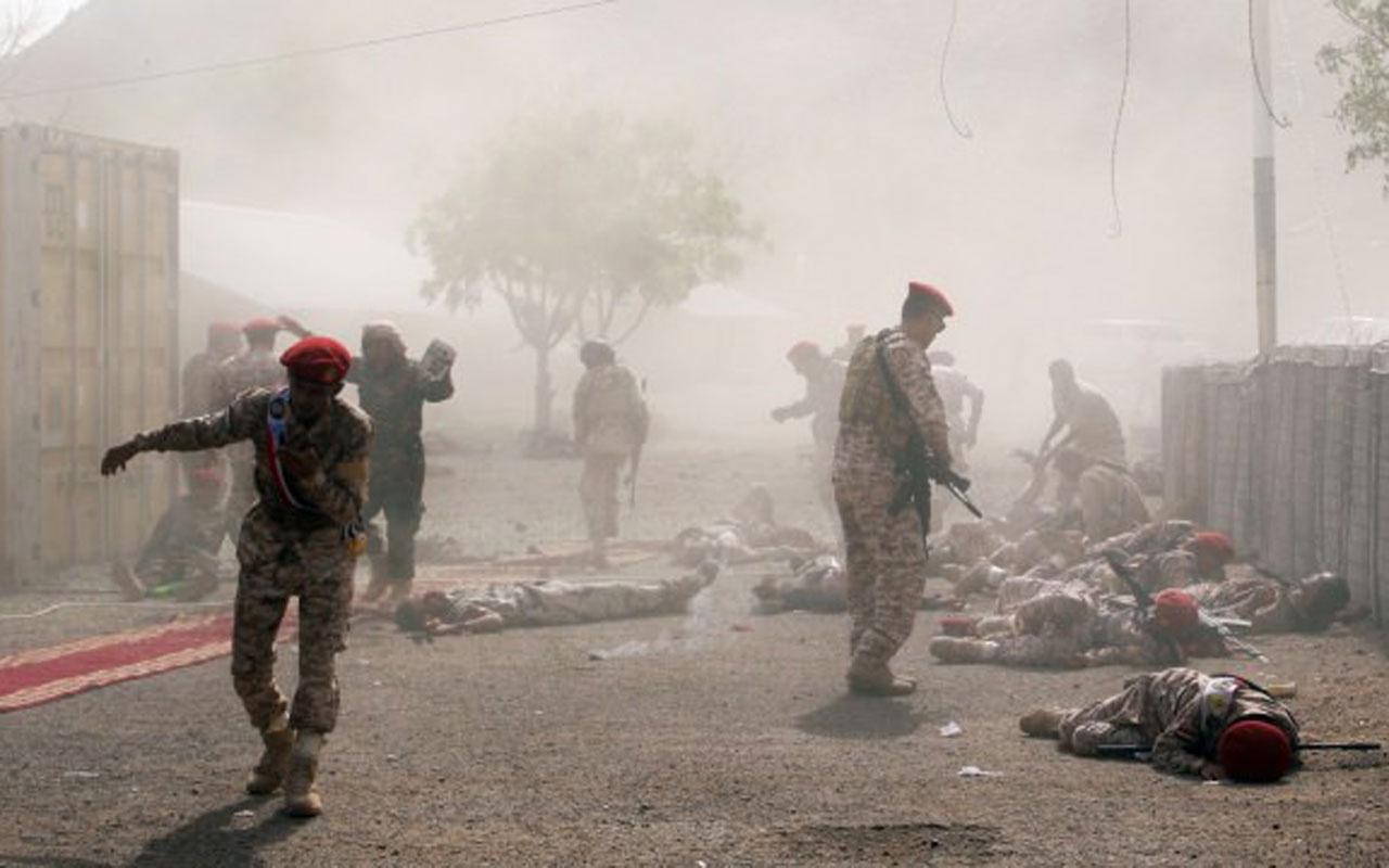 Yemen'de ordu ile Husiler arasında çatışma! Çok sayıda ölü var