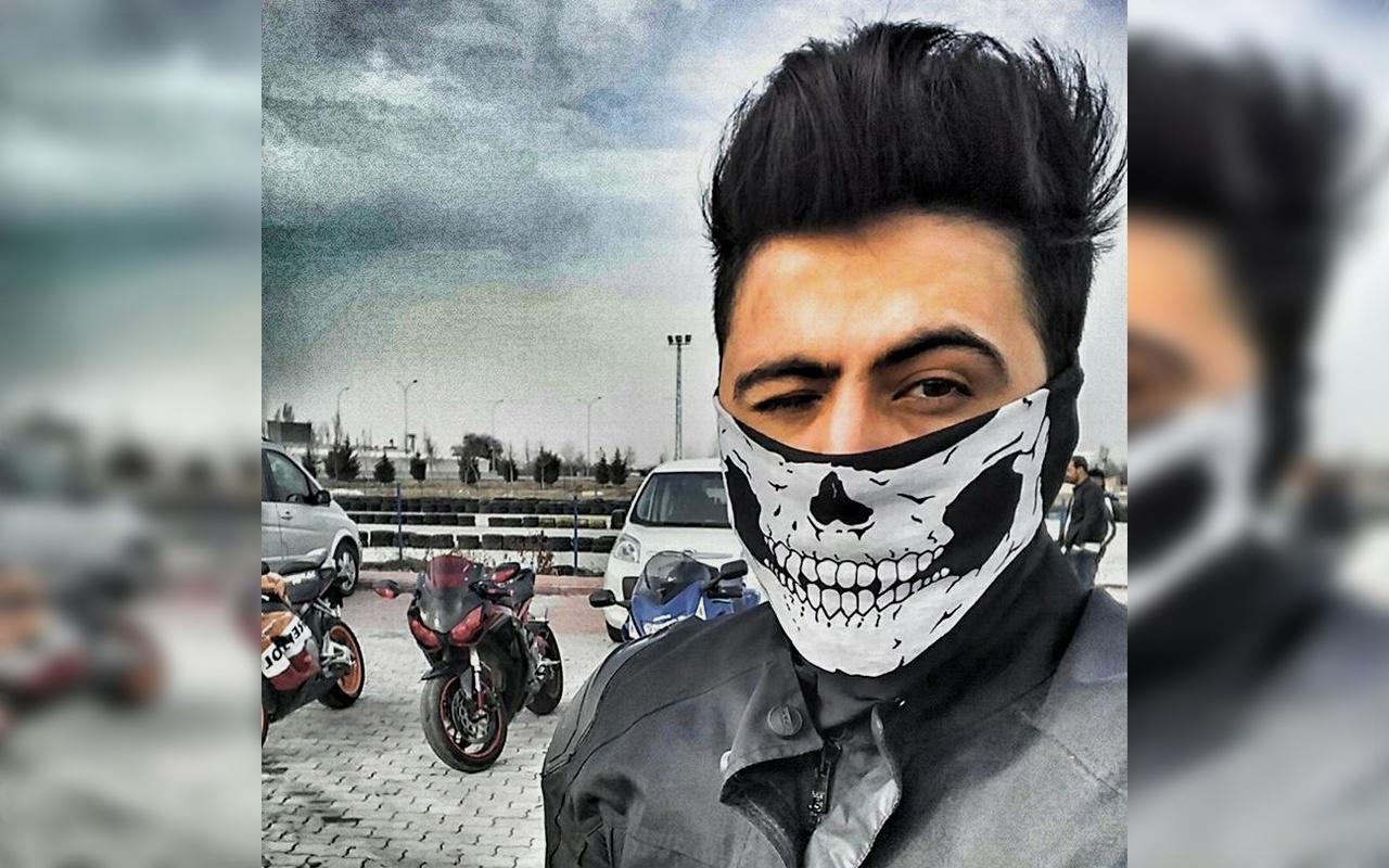Konya'daki kazada motosiklet sürücüsü kendini savundu
