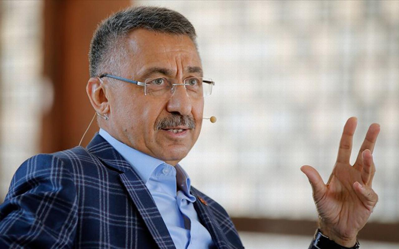 Fuat Oktay: Türkiye'yi şahlanış dönemine taşımanın arifesindeyiz