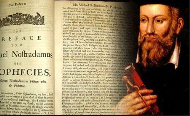 Nostradamus'un 2019 kehanetleri Türkiye'de deprem öngörüsü gerçek mi oluyor - Sayfa 1