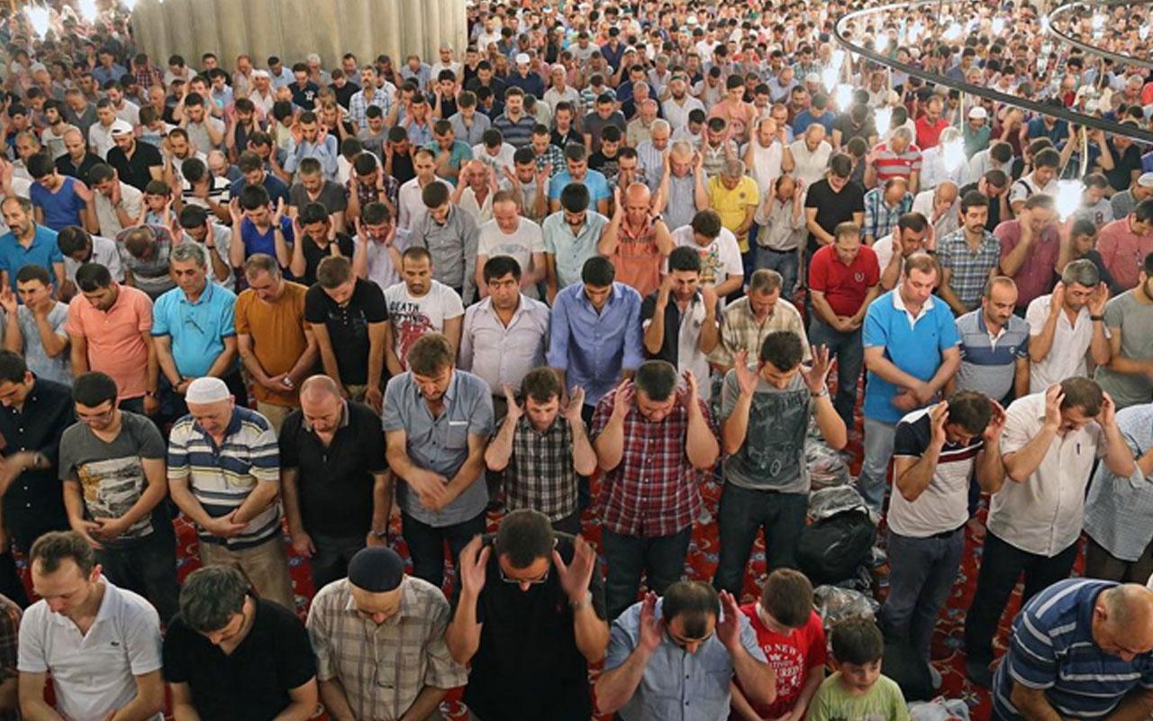 Bayram namazı Ankara'da kaçta kılınacak? Ankara bayram namazı saati