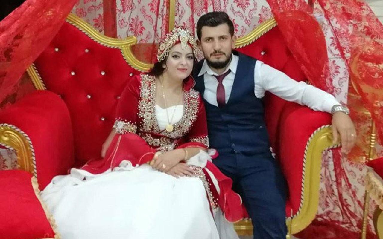 Aksaray'da balayı dönüşü trafik kazasında ölmüştü! Gözyaşları sel oldu