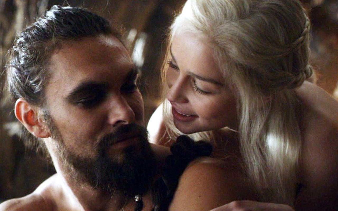 Game of Thrones'un olay olan seks sahnelerinin nasıl çekildiği ortaya çıktı!