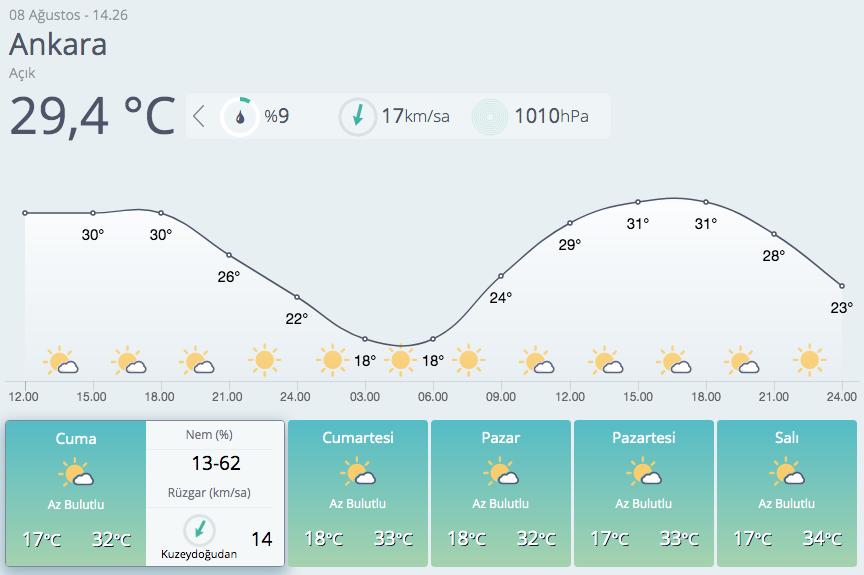 Kurban Bayramı'nda sıcak hava etkili olacak! İşte bayram hava tahmin raporu - Sayfa 12