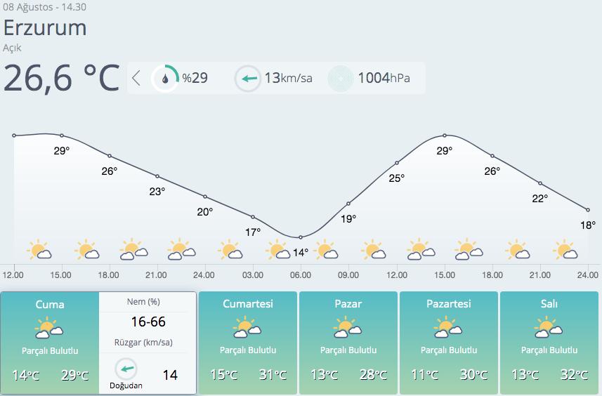Kurban Bayramı'nda sıcak hava etkili olacak! İşte bayram hava tahmin raporu - Sayfa 17