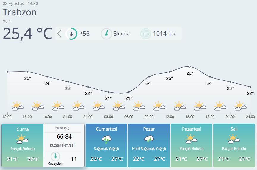 Kurban Bayramı'nda sıcak hava etkili olacak! İşte bayram hava tahmin raporu - Sayfa 18