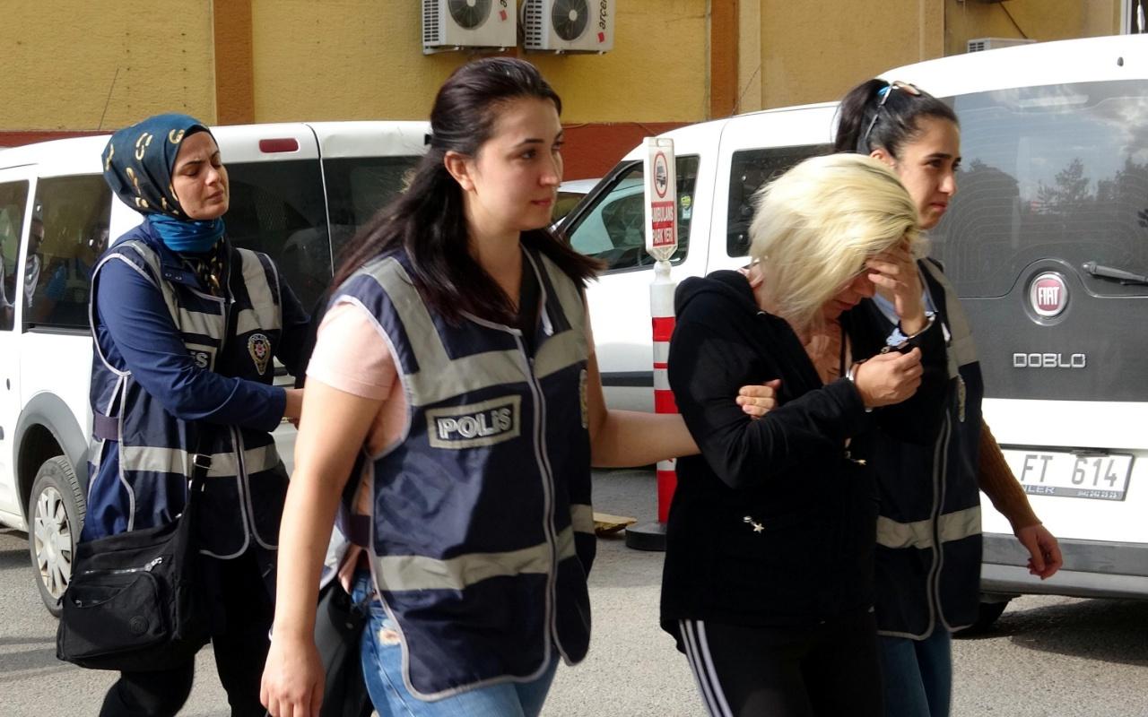 Erzurum'da 'Hanımağa' ve çetesine operasyon! Haftalık ev değiştirmişler