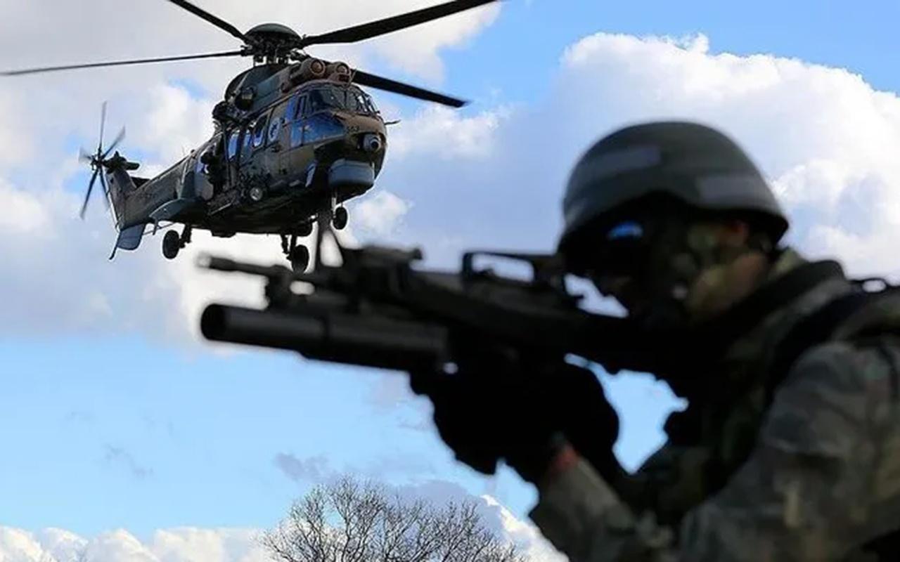 Hakkari Çukurca'da terör örgütü operasyonu!