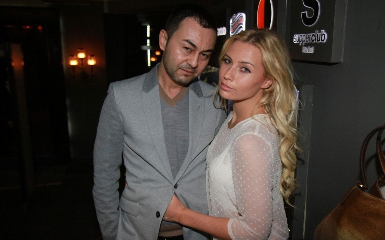 Serdar Ortaç ve Chloe Loughnan boşanıyor! Kürtaj iddiası da olay olmuştu