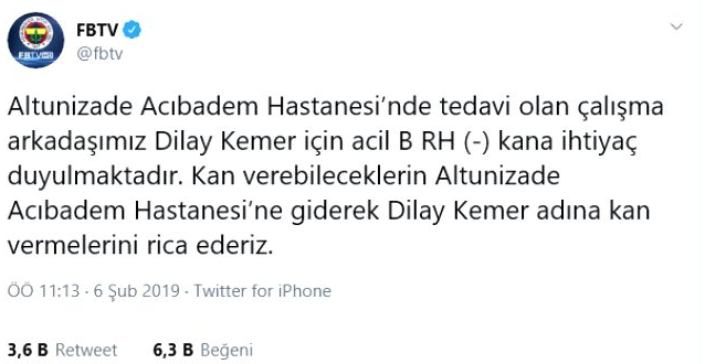 Fenerbahçe TV'nin sunucusu Dilay Kemer yeniden kansere yakalandı - Sayfa 3